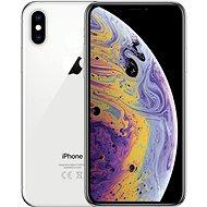 Repasovaný iPhone Xs 64 GB strieborný - Mobilný telefón
