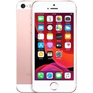 Repasovaný iPhone SE (2016) 32GB ružovo zlatý