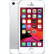 Repasovaný iPhone SE (2016) 32 GB strieborná - Mobilný telefón