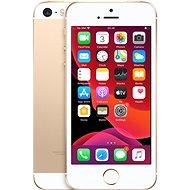 Repasovaný iPhone SE (2016) 32 GB zlatá - Mobilný telefón