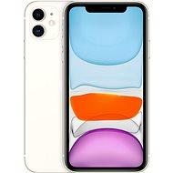 Repasovaný iPhone 11 64 GB biely - Mobilný telefón