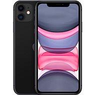 Repasovaný iPhone 11 128 GB čierny - Mobilný telefón