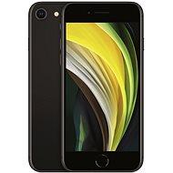 Repasovaný iPhone SE 64 GB čierny 2020 - Mobilný telefón