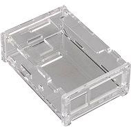RASPBERRY Pi transparentné - Puzdro