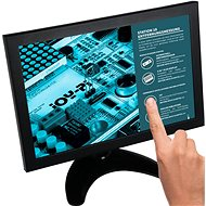 """JOY-IT RASPBERRY PI Touch Display 10"""" with Frame - LCD Monitor"""