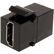 OEM Keystone spojka HDMI A(F) – HDMI A(F)