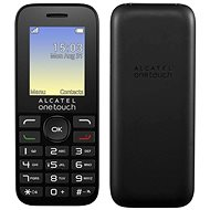 ALCATEL ONETOUCH 1016G Volcano Black - Mobilný telefón