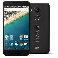 LG Nexus 5x Black 16GB - Mobilný telefón
