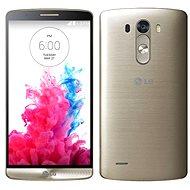 LG G3 (D855) Shine Gold 32GB - Mobilný telefón