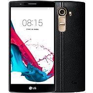 LG G4 (H815) Leather Black - Mobilný telefón