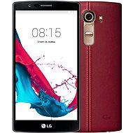 LG G4 (H815) Leather Red - Mobilný telefón