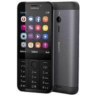 Nokia 230 čierna Dual SIM - Mobilný telefón