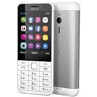 Nokia 230 biela Dual SIM - Mobilný telefón