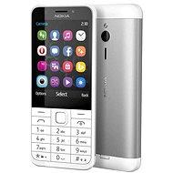 Nokia 230 Light Silver - Mobilný telefón