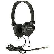 Slúchadlá Sony MDR-V150 čierne