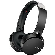 Sony MDR-XB650BT čierne