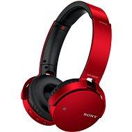 Sony MDR-XB650BT červené - Slúchadlá