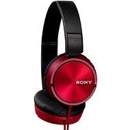 Sony MDR-ZX310 červené - Slúchadlá