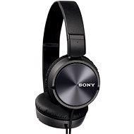 Sony MDR-ZX310B čierne - Slúchadlá