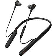 Bezdrôtové slúchadlá Sony Hi-Res WI-1000XM2, čierne