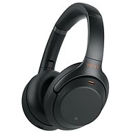 Sony Hi-Res WH-1000XM3, black - Headphones