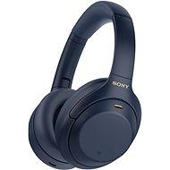 Bezdrôtové slúchadlá Sony Hi-Res WH-1000XM4, modré, model 2020