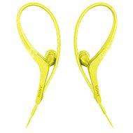 Sony MDR-AS410APY žlté - Slúchadlá