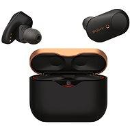 Sony WF-1000XM3 čierne - Bezdrôtové slúchadlá