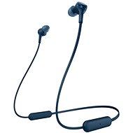 Sony WI-XB400, modré - Bezdrôtové slúchadlá