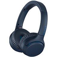 Bezdrôtové slúchadlá Sony WH-XB700 modré