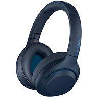 Bezdrôtové slúchadlá Sony WH-XB900N modré