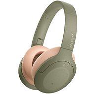 Sony Hi-Res WH-H910N, zeleno-telové