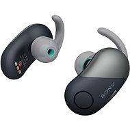 Sony WF-SP700N čierne - Slúchadlá s mikrofónom