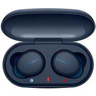 Sony WF-XB700, modré - Bezdrôtové slúchadlá