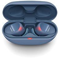 Sony True Wireless WF-SP800N, modré - Bezdrôtové slúchadlá