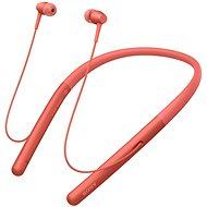 Sony Hi-Res WI-H700 červené
