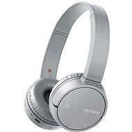 Sony WH-CH500 bielosivé - Slúchadlá s mikrofónom