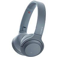 Sony Hi-Res WH-H800 modré - Slúchadlá s mikrofónom