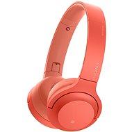 Sony Hi-Res WH-H800 červené - Slúchadlá s mikrofónom