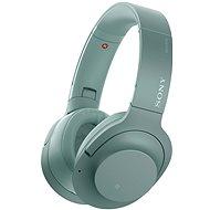Sony Hi-Res WH-H900N zelené - Bezdrôtové slúchadlá