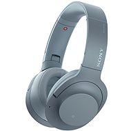 Sony Hi-Res WH-H900N modré - Bezdrôtové slúchadlá