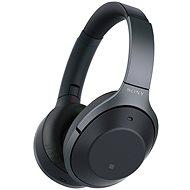 Sony Hi-Res WH-1000XM2 čierne - Slúchadlá s mikrofónom