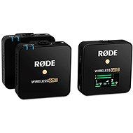 RODE Wireless GO II - Mikrofón