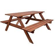 ROJAPLAST Súprava PIKNIK 160 cm - Záhradný nábytok