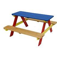 ROJAPLAST Detská súprava PIKNIK - Záhradný nábytok