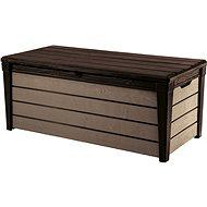 KETER BRUSHWOOD BOX 455 L hnedá - Úložný box