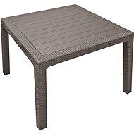 KETER Stôl MELODY QUARTED cappucino - Záhradný stôl