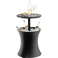 KETER COOL BAR RATTAN - Záhradný stôl