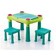 KETER CREATIVE PLAY TABLE - Záhradný nábytok