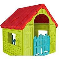 KETER FOLDABLE PLAYHOUSE zelená - Detský nábytok